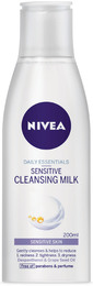 Nivea Essentials Cleansing Milk Sensitive 200 ml