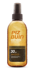 Piz Buin Wet Skin Transparent Spray SPF30
