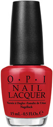 OPI Red Hot Rio 15 ml