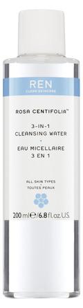REN Clean Skincare Rosa Centifolia 3-In-1 Cleansing Water 150 ml