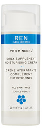 REN Clean Skincare Daily Supplement Moisturising Creme 50 ml