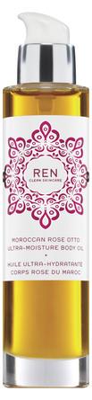 REN Clean Skincare Moroccan Rose Ultra-Moisture Body Oil 100ml 100 ml