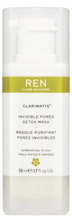 REN Clean Skincare Clarimatte™ Invisble Pores Detox Mask 50 ml