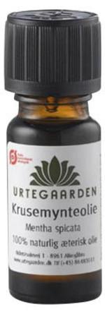 Urtegaarden Krusemynteolie ØKO 10 ml