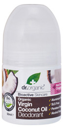 Dr. Organic Virgin Coconut Oil Deodorant
