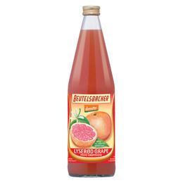 Pink Grapefrugt saft Ø Demeter Beutelsbac 750 ml