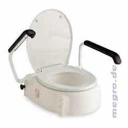 Dietz Toiletforhøjer med armlæn