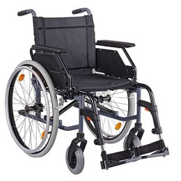 Dietz Kørestol Siiddebredde 48 cm