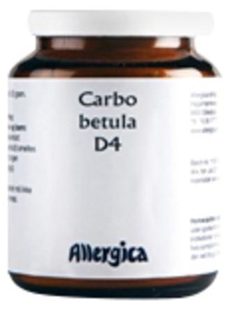 Carbo Betula D4 50 ml