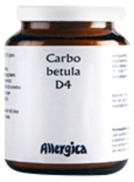 Carbo Betula D4 50 ml