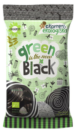 Lakridsruller og stykker Ø Green is the New 80 g