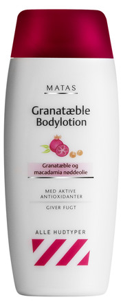 Matas Striber Granatæble Bodylotion Rejsestørrelse 75 ml