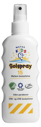 Matas Striber Matas Kids Solspray faktor 15 200 ml