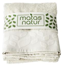 Matas Natur håndklæder 50 x 100 cm natur 2-pak