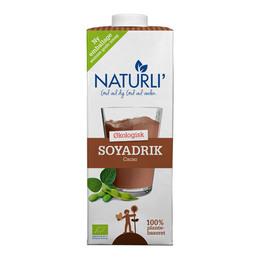 Sojadrik kakao Naturli Ø 1 l
