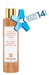 Sisley Super Soin Self-tanning hydrating body care