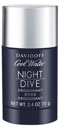 Davidoff Cool Water Man Night Dive Deo Stick 75 G