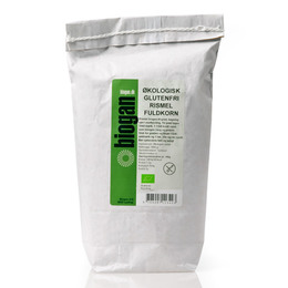 Rismel fuldkorn glutenfri Ø 1 kg