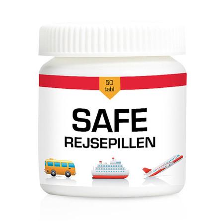 Safe Rejsepillen 50 tabl.