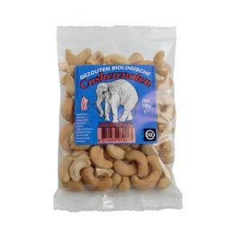 Cashewnødder saltede Ø Horizon 100 g