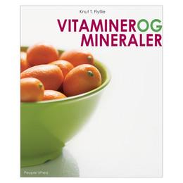 Bøger Vitaminerogmineraler bog