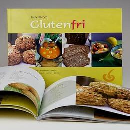 Glutenfri bog Forfatter Helle Kofoed