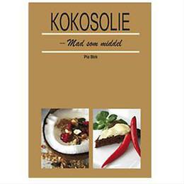 Kokosolie bog af Pia Birk