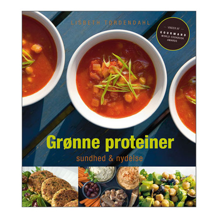Grønne proteiner bog Forfatter: Lisbeth Tordenda