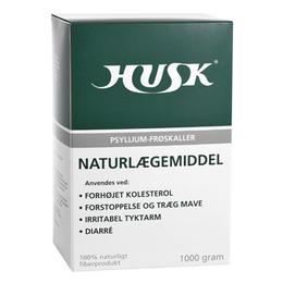 Husk Psyllium-frøskaller 1 kg