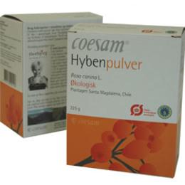 Coesam Hybenpulver Økologisk 225 g