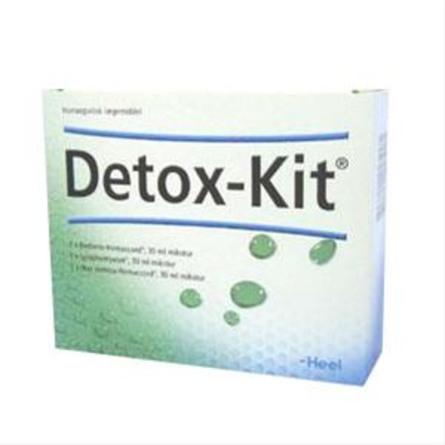 Detox-Kit 3x30 ml udrensningskur 90 ml