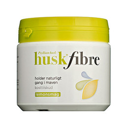 HUSK HuskFibre m/lemonsmag 250 g