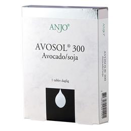 Midsona Danmark Avosol 300 40 tabl.