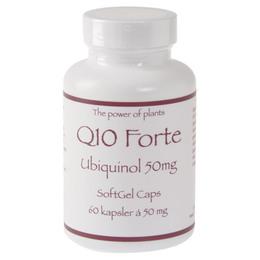 Q10 Forte 50 mg Ubiquinol 60 kap