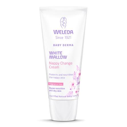 Nappy change cream White Mallow Baby Derma 50 ml