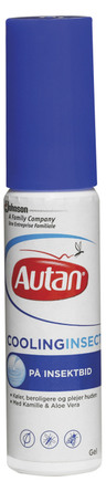 Autan Cooling Insect Spray 25 ml