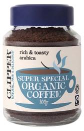 Instant Kaffe Arabica Ø Clipper 100 g