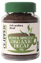 Instant Kaffe Koffeinfri Ø Clipper 100 g