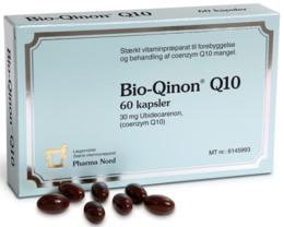 Bio-Qinon Q10 30 mg 60 kaps