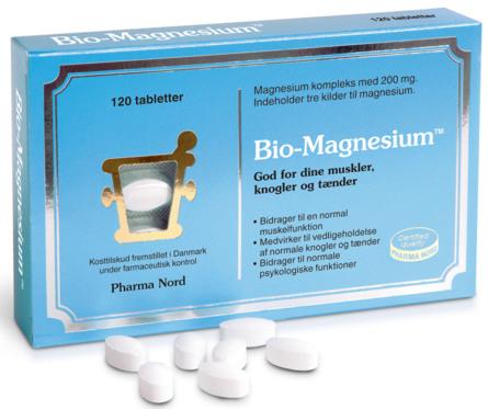 Pharma Nord Bio-Magnesium 120 tabl