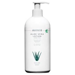AVIVIR Aloe Vera Lotion 90% med Pumpe 500 ml