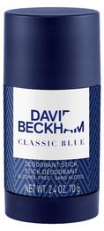 Beckham Classic Blue Deodorant Stick 75 ml