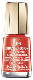 106 Orange Fusio