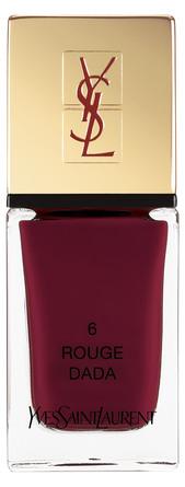 Yves Saint Laurent La Laque Couture Rouge Dada 6