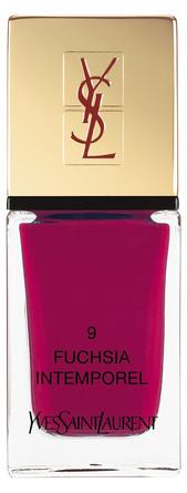 Yves Saint Laurent La Laque Couture Fuchsia Intemporel 9