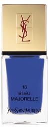 Yves Saint Laurent La Laque Couture Bleu Majorelle 18