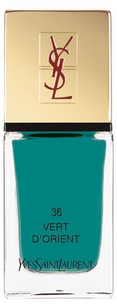 Yves Saint Laurent La Laque Couture Vert D´Orient 36