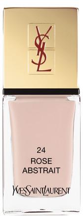 Yves Saint Laurent La Laque Couture Rose Abstrait 24