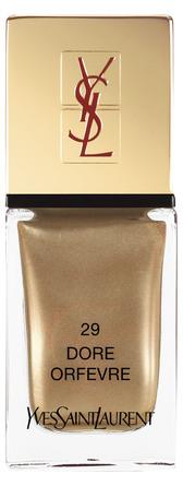 Yves Saint Laurent La Laque Couture Dore Opfevre 29