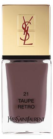Yves Saint Laurent La Laque Couture Taupe Retro 21